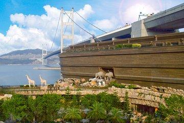 Noah's Ark Admission ticket