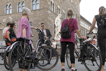 Half-Day Bike Tour of Florence with Piazzale Michelangelo