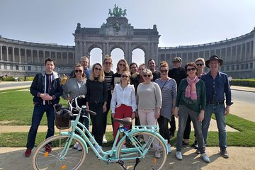 Cool Guided Brussels BikeTour