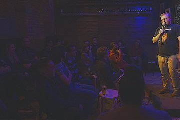 The Saturday Night Stand Up Comedy Show (From Team Comedy)