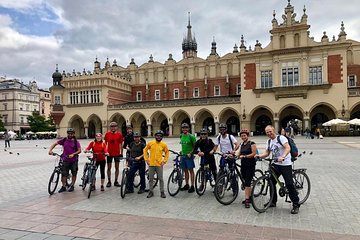 Krakow Bike Tour - small groups