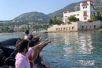 Monaco Coast Sightseeing Boat Excursion with Optional Snorkeling from Nice