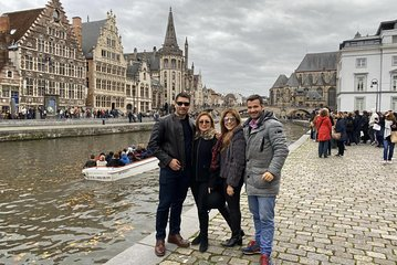 Full day Brugge & Ghent: the gems of Flanders