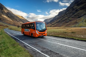 Loch Ness, Highlands and Whisky Distillery Day Tour from Edinburgh