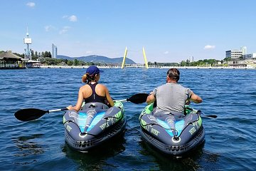 Private Kayaking Tour of Vienna