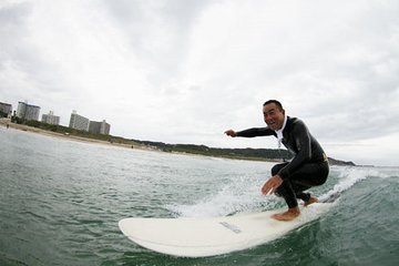 [Chiba / Surfing] With accommodation, you can relax. Surfing experience