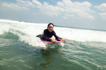 [Chiba / Surfing] Relax with accommodation. Body board experience