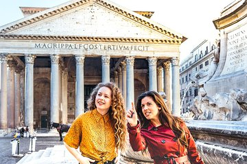 Highlights & Hidden Gems With Locals: Best of Rome Private Tour