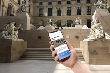 Skip the Line: Louvre Museum Ticket + Self-guided tour in Questcity App