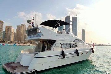Nanje Yachts Cruise in Dubai