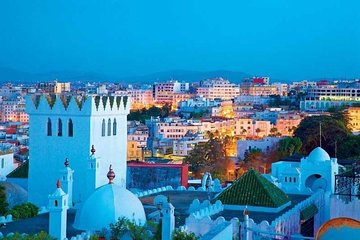 From SEVILLA. Guide 24 / 24h Full day excursion to Tangier. Max 8P Group
