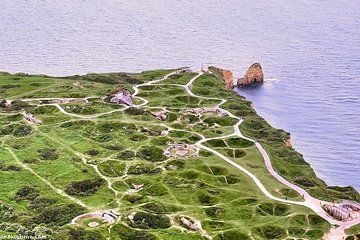 Private Day Tour including Normandy Landing Beaches & Battlefields from Bayeux