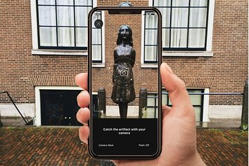 Anne Frank Quest - Mobile app Tour with Questcity