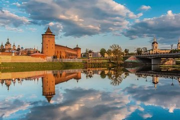 Old Russian Fortress (kolomna Day Private Tour)