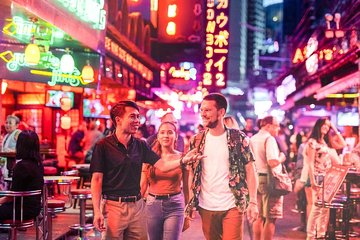 Withlocals Bangkok by night: Covid-19 regulated Nightlife & Market Private Tour