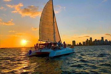Private Miami Beach Sunset Cruise