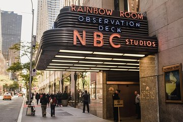 NYC TV and Movie Locations Official NBC Studios Tour