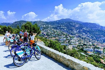 French Riviera E-bike Panoramic Tour from Nice