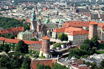 Cracow (Krakow) Extraordinary Bike Sightseeing (private, in-person guide)