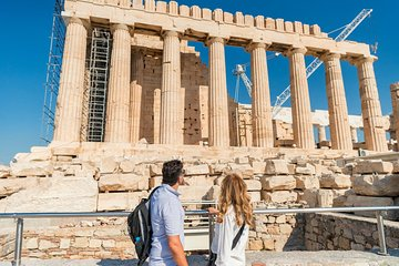 4-Day Athens Highlights, Mykonos and Santorini Tour