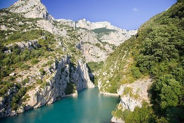 Private Day Trip: Verdon Canyon & Castellane & Moustiers Villages from Cannes