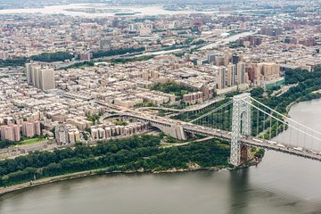 New York Helicopter Flight: Grand Island