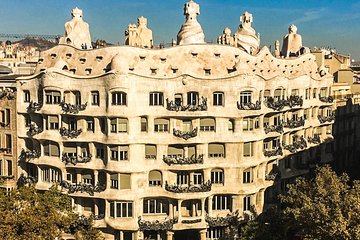 The best Gaudi's houses Private Tour. Casa Mila & Casa Vicens skip-the-line tickets