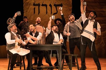 Fiddler on the Roof at the Sydney Opera House