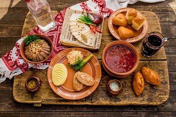Gourmet Tour Of Russian Cuisine