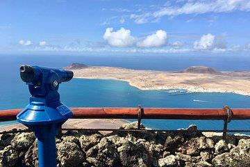 North of Lanzarote Tour To Mirador del Rio and Jameos Cave