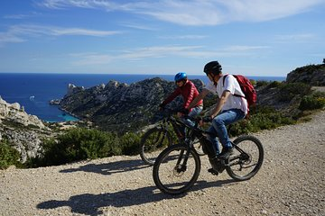 Sormiou Calanques National Park Electric Bike Tour from Marseille