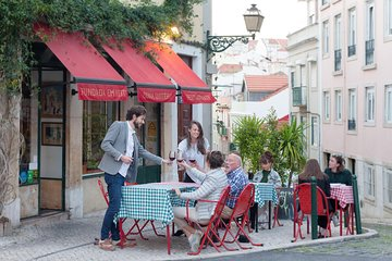 The Original Petiscos Crawl Lisboa for private groups