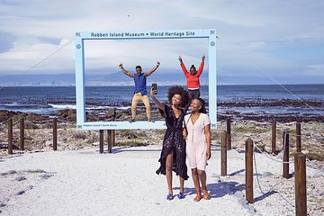 Robben Island Ferry and Prison Tour for Non-SA Citizens Pre-Booked Ticket