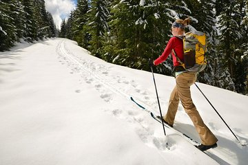 Half-Day Guided Backcountry Ski Touring Experience near Incline Village
