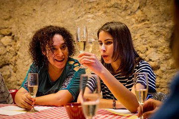 Create you Own Cava Experience at Local Winery near Barcelona