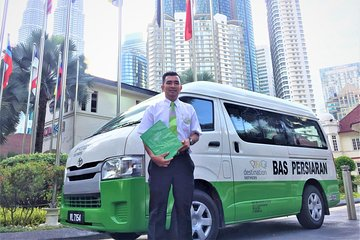 Shared Arrival Transfer: Kuala Lumpur International Airport to Hotel