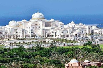 City Tour em Abu Dhabi saindo de Dubai