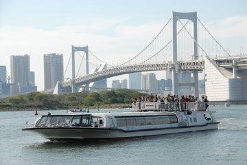 Water Bus Ticket Odaiba ? Asakusa