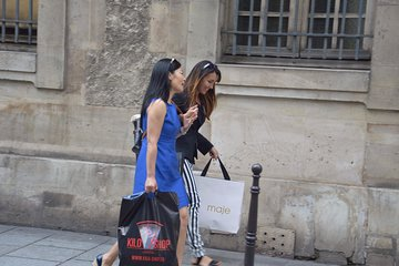 The Fashionista Experience: Personal Shopping and Styling Experience in Paris