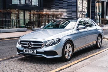 Glasgow to Inverness Private Premium Transfer With Chauffeur