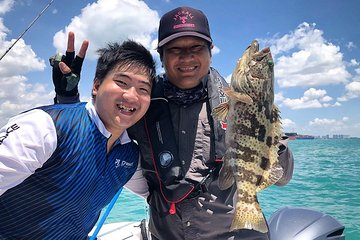 Half-day Boat Fishing (6 hours)