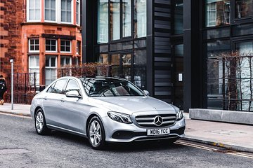 Glasgow To Aberdeen Private Premium Transfer With Chauffeur
