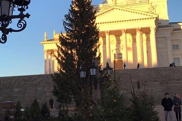 Helsinki Private Tour with License Guide