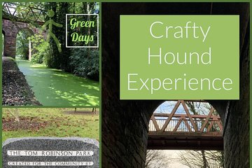 Crafty Hound and Lagan Valley Experience (inc Tea & Scone)