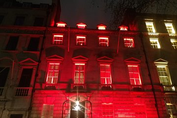 London Private Ghost Tour and Haunted Exploration Game