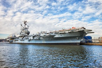Intrepid Sea, Air & Space Museum: Intrepid 101 Guided Tour