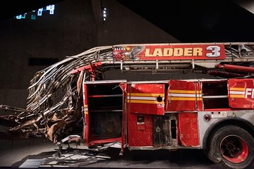 Skip the Line: Official 9/11 Museum Early Access Behind The Scenes Tour Ticket