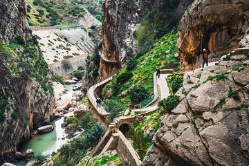 Caminito del Rey Private Tour From Malaga and Surrondings areas