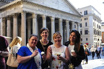 Coffee, Gelato and Tiramisu tour of Rome