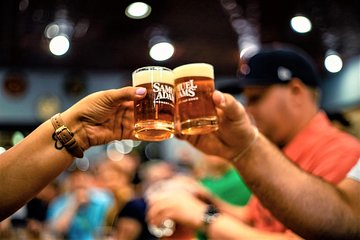 Boston Guided Brewery Tour with Tastings & Lunch or Dinner